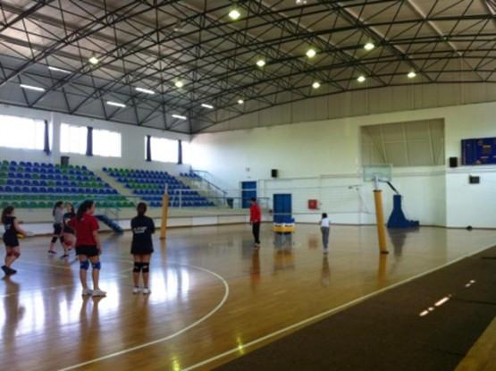 Indoor Stadium of Pylos
