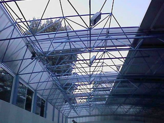 Panellinios A.C-Retractable-Roof