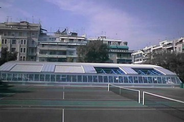 Panellinios AC-Swimming-Pool